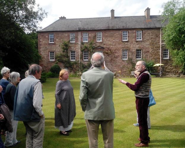 Monkton House visit